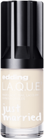 edding L.A.Q.U.E. Just Married Nail Lacquer