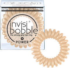 Invisibobble Haargummi Power To be or Nude to be 3 Stück