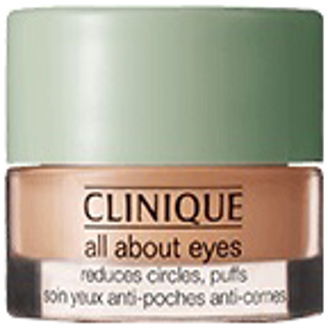 Gratiszugabe GRATIS Clinique All about Eyes (5 ml) online kaufen auf parfuemerie.de ✓ Gratis Versand ab 25€ ✓ 3 Gratis-Proben ✓ Jetzt shoppen!