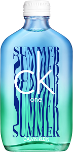 Calvin Klein CK One E.d.T. Nat. Spray Summer