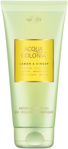 No.4711 Acqua Colonia Lemon & Ginger Aroma  Shower Gel with Bamboo Extract