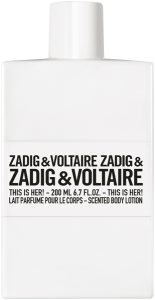 Zadig & Voltaire This is Her! Scented Body Lotion