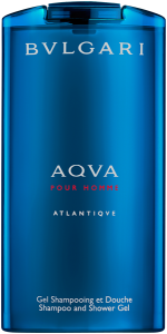 Bvlgari Aqva Atlantiqve Shampoo & Shower Gel