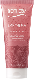 Biotherm Bath Therapy Relaxing Blend Bath Smoothing Scrub