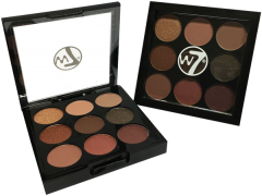 W7 Naughty Nine Eye Colour Palette