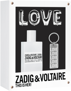 Zadig & Voltaire This is Her! Set 2-teilig