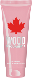 Dsquared2 Perfumes Wood Pour Femme Body Lotion
