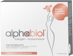alphabiol Kollagen + Hyaluronsäure