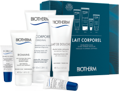 Biotherm Lait Corporel Value Set F20, 4-teilig