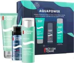 Biotherm Aquapower Triple Set 3-teilig