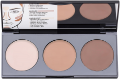 Note Skin Perfecting Cream Contour Kit Make-Up Palette