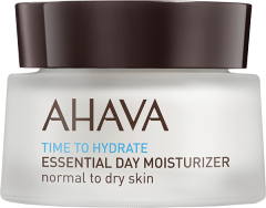 Ahava Time to Hydrate Essential Day Moisturizer Normal to Dry Skin