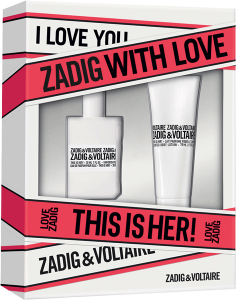 Zadig & Voltaire This is Her! Set E.d.P. Set, 2-teilig