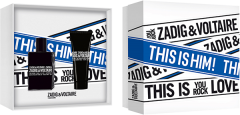 Zadig & Voltaire This is Him! Set 2-teilig, F21