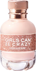 Zadig & Voltaire Girls can do Anything Girls can be Crazy E.d.P. Nat. Spray