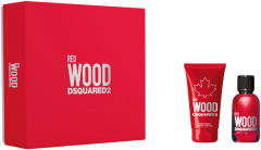 Dsquared2 Perfumes Red Wood Set 2-teilig