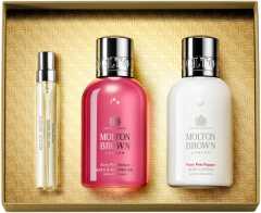 Molton Brown Fiery Pink Pepper Fragrance Collection X21, 3-teilig