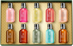 Molton Brown Stocking Filler Collection Set X21, 10-teilig