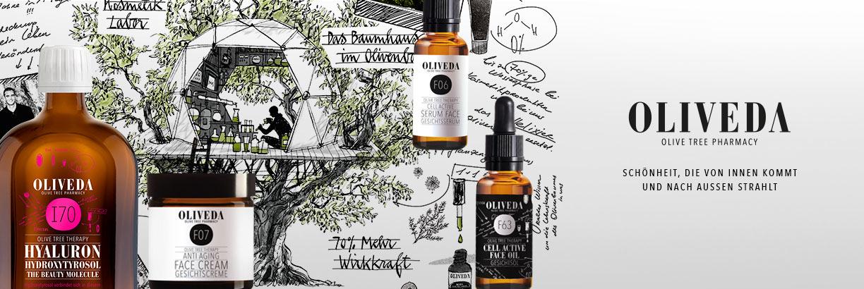 OLIVEDA Olive Tree Pharmacy - jetzt entdecken