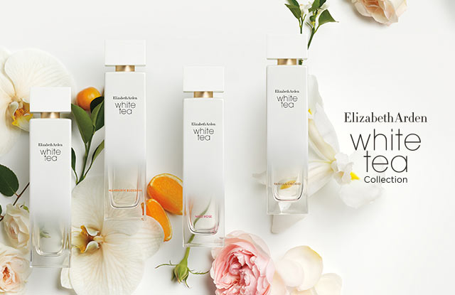 Elizabeth Arden White Tea Collection - jetzt entdecken