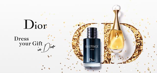 Dior Xmas - jetzt entdecken