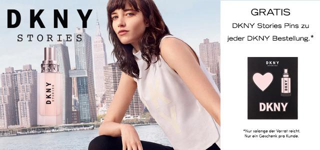 DKNY Stories - jetzt entdecken