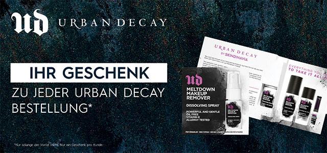 Urban Decay Make-up - jetzt entdecken