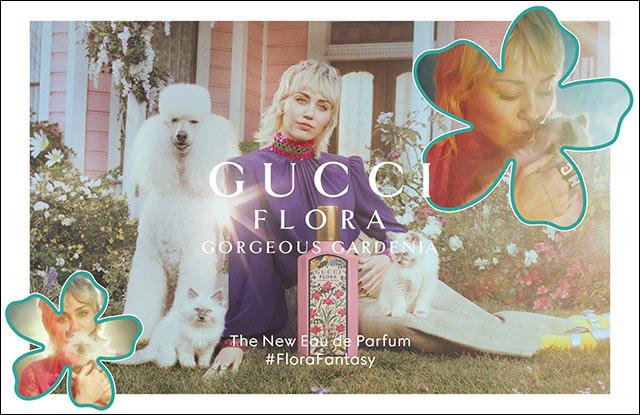 Neu: GUCCI Flora Gorgeous Gardenia Eau de Parfum - jetzt entdecken