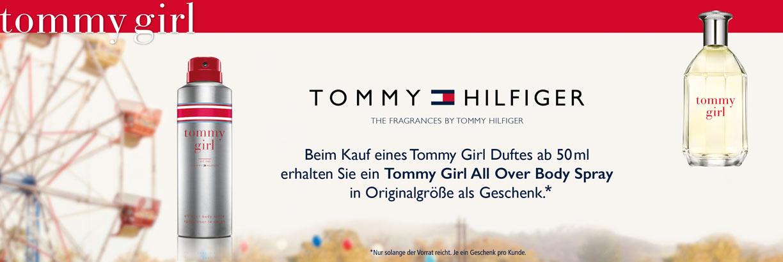 TOMMY HILFIGER Tommy Girl - jetzt entdecken