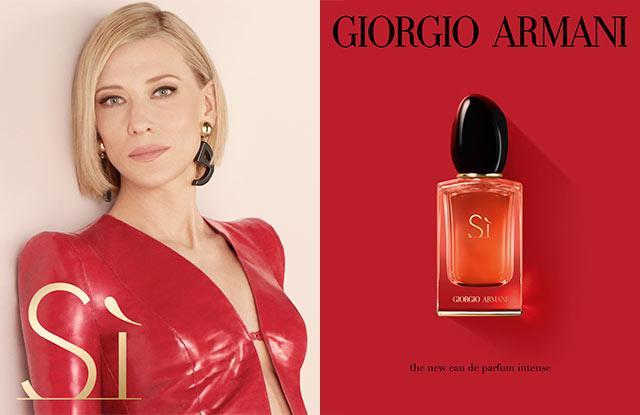 NEU: Armani Sì Intense Eau de Parfum - jetzt entdecken