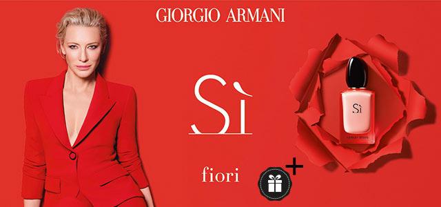 NEU: Giorgio Armani Sì Fiori - jetzt entdecken