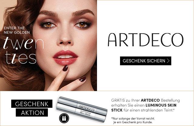 ARTDECO Herbst-Look: Enter the New Golden Twenties - jetzt entdecken