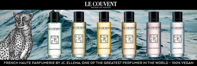 LE COUVENT Vegane Parfums - jetzt entdecken