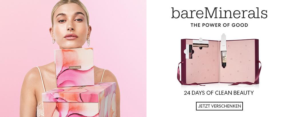 bareMinerals Advent Calendar - jetzt entdecken