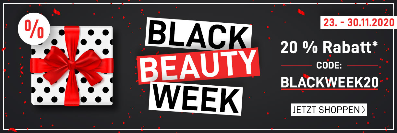 Black Beauty Sale 2020   20 % Rabatt - jetzt shoppen & spare