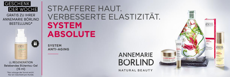 Annemarie Börlind System Absolute - jetzt entdecken