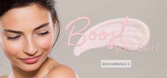 Boost your Skin: Masken & Seren - jetzt entdecken