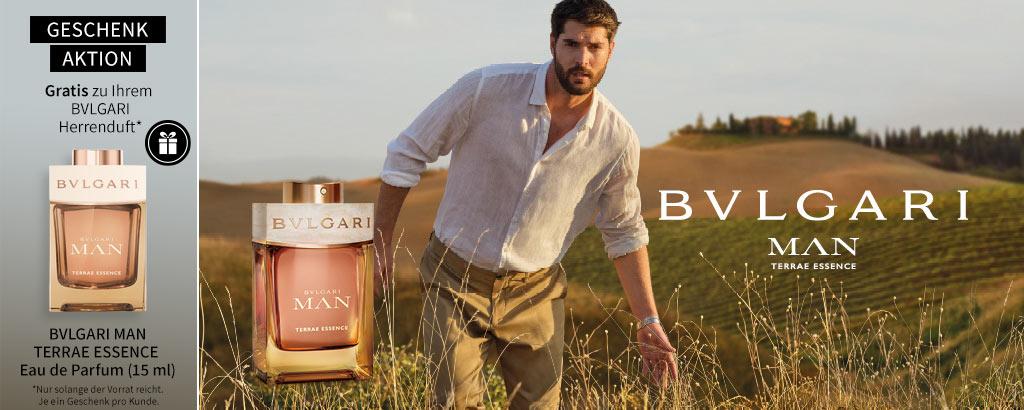 Bvlgari Man Terrae Essence - jetzt entdecken