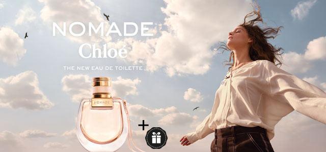 NEU: Chloé Nomade Eau de Toilette - jetzt entdecken