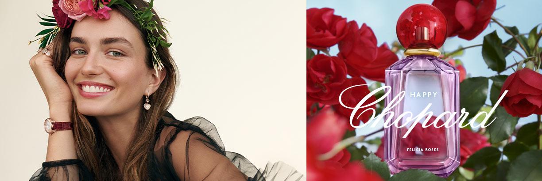NEU: Chopard Felicia Roses - jetzt entdecken