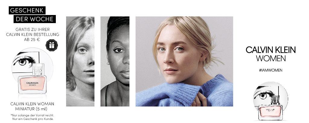 NEU: CALVIN KLEIN WOMEN Eau de Parfum - jetzt entdecken