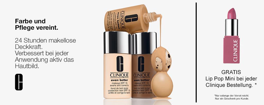 Clinique Even Better Make-up - jetzt entdecken