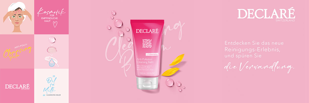 Declaré Anti-Pollution Cleansing Balm - jetzt entdecken