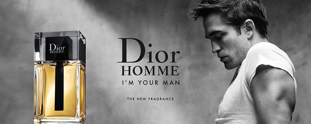 NEU: Dior Homme Eau de Toilette - jetzt entdecken