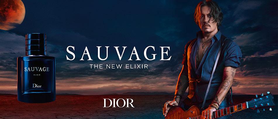 Dior Sauvage Elixir - jetzt entdecken