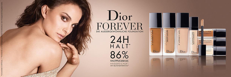 Dior Forever Foundation & Forever Concealer - jetzt entdecken