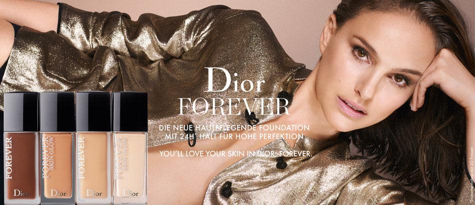 Dior Forever Foundation - jetzt entdecken