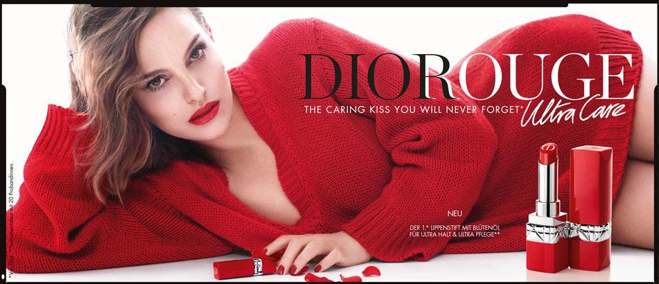 Rouge Dior Ultra Care - jetzt entdecken