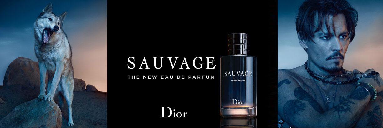 NEU: Dior Sauvage Eau de Parfum - jetzt entdecken