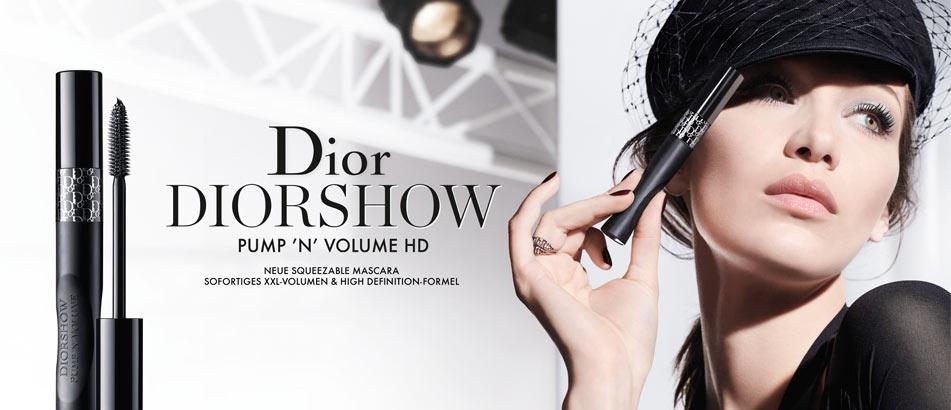 Diorshow Pump 'N' Volume HD - jetzt entdecken